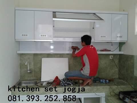 Kitchen Set Jogja Mbarepjati Com 0813 9325 2858